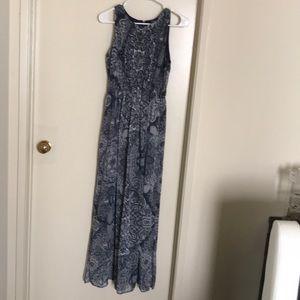 Womens  maxi  summer dress